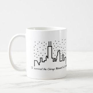Chicago Blizzard 2011 - Mug