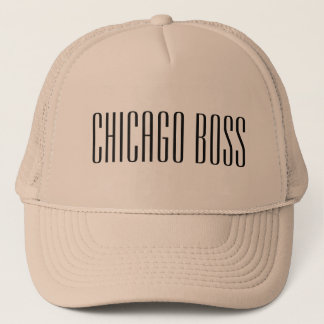 Chicago Boss Hat