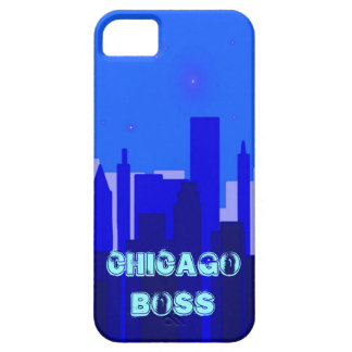 Chicago Boss iPhone 5 Case