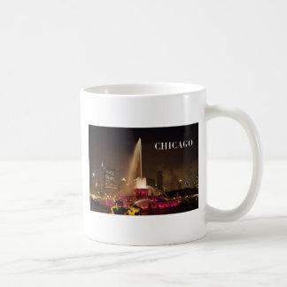CHICAGO Buckingham Fountain (St.K) Coffee Mug