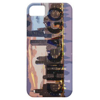 Chicago buildings 2 iPhone 5 cases