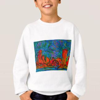 Chicago Burst Sweatshirt