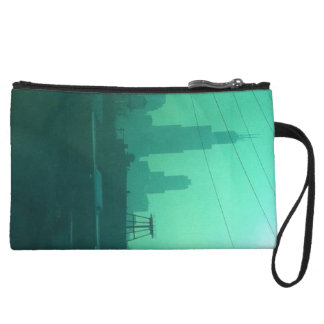 Chicago City Lover -Clutch Wristlet Clutches