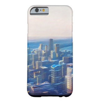 Chicago Cityscape Barely There iPhone 6 Case