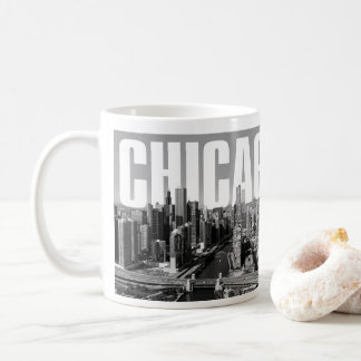 Chicago Cityscape Coffee Mug