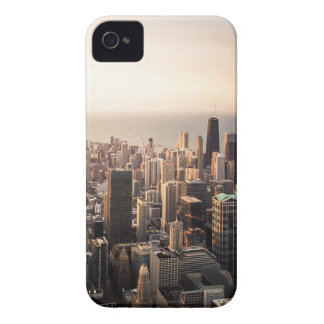 Chicago cityscape iPhone 4 case