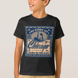 Chicago Cooler by the Lake T-Shirt