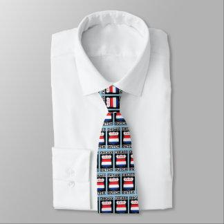 Chicago Dutch American Shield Tie