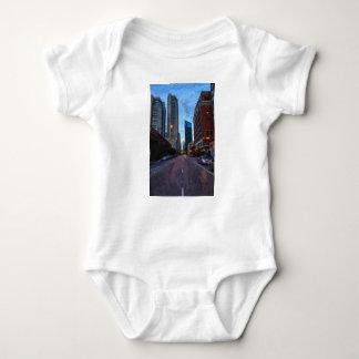 Chicago Evening Drive Baby Bodysuit