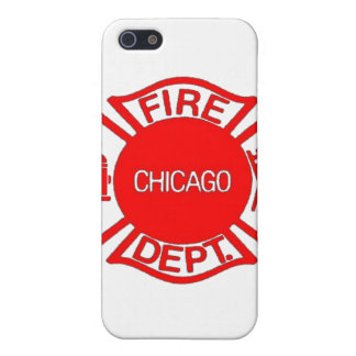Chicago Fire Department iPhone Case