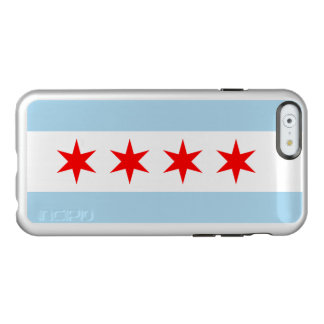 Chicago Flag Incipio Feather® Shine iPhone 6 Case