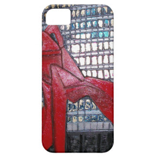 Chicago Flamingo Sculpture Case For The iPhone 5