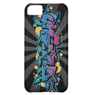 Chicago Graffiti Wildstyle iPhone 5C Case