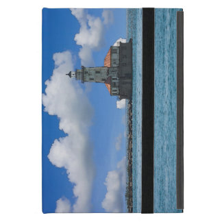 Chicago Harbor Lighthouse Painterly Case For iPad Mini