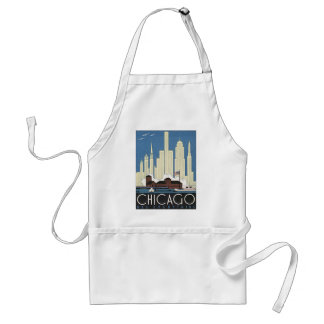 Chicago Has Everything Aprons