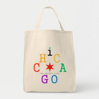 Chicago, Iconic rainbow & Red Star, The Windy City