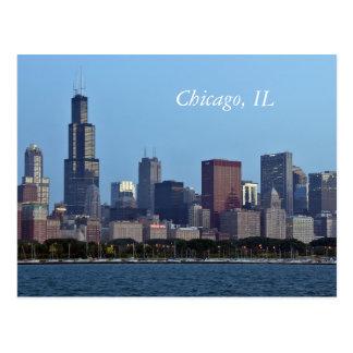 Chicago, IL Postcard
