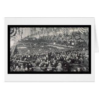 Chicago, IL Republican Photo 1920 Card