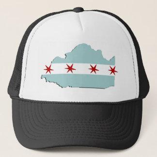 Chicago, IL Trucker Hat