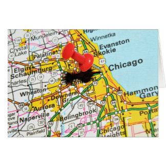 Chicago, Illinois Card