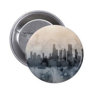 Chicago Illinois Skyline Pins