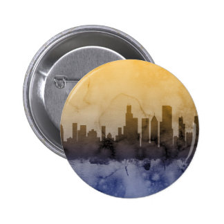 Chicago Illinois Skyline Pin