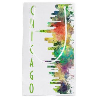CHICAGO, ILLINOIS SKYLINE SP - SMALL GIFT BAG