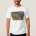 Chicago, Illinois - Soldiers Field and Field T Shirts