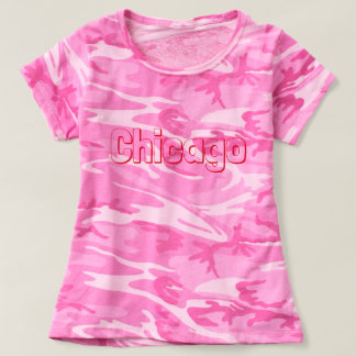 Chicago, Illinois T-Shirt