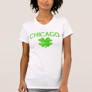 Chicago Irish w/shamrock Tshirt