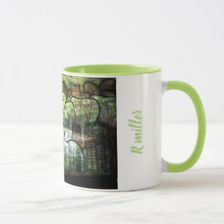 Chicago jungle coffe cup by R miller