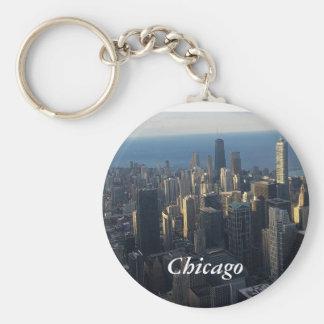 chicago key chain
