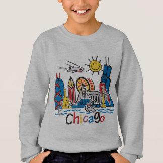 Chicago Kids Dark Sweatshirt