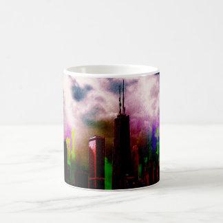 Chicago Landscape Coffee Mug
