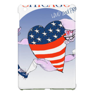Chicago Loud and Proud, tony fernandes iPad Mini Cover