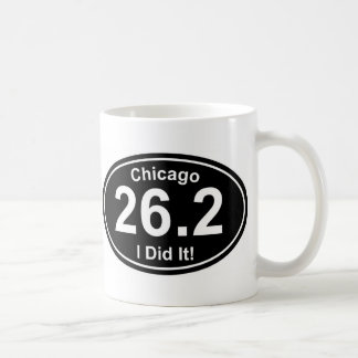 Chicago Marathon Coffee Mug