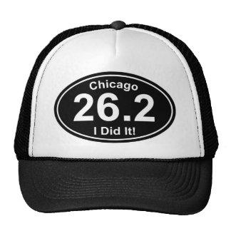 Chicago Marathon Hat