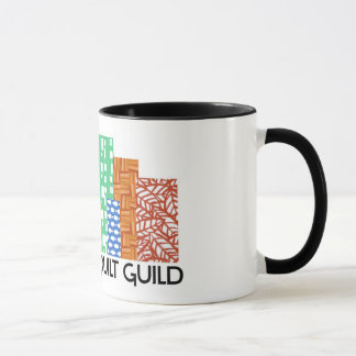 Chicago Modern Quilt Guild Coffee Mug