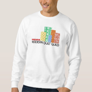 Chicago Modern Quilt Guild Men's Basic Sweatshirt