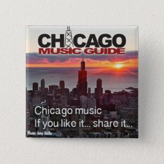Chicago Music Guide Square Button