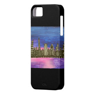 Chicago Navy Pier Skyline Case For The iPhone 5