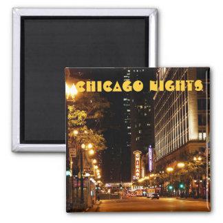 chicago nightlife square magnet