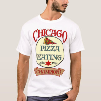 Chicago Pizza Eating Champ T-Shirt