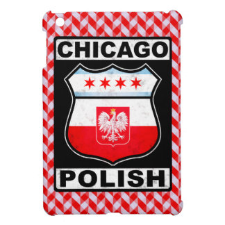 Chicago Polish American iPad Cover
