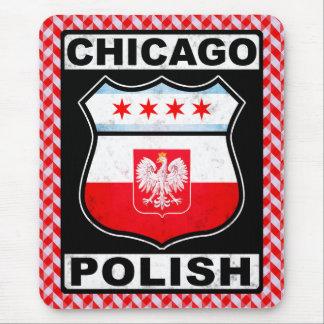 Chicago Polish American Mousemat