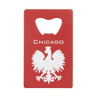 Chicago Polish Eagle Bottle Opener