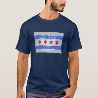 Chicago Polish Flag T-Shirt