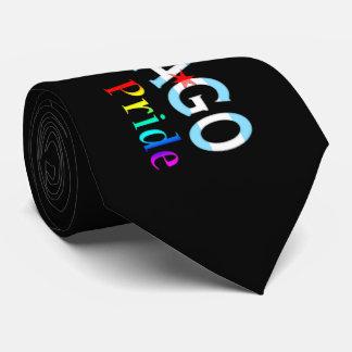 Chicago Pride, Chicago Flag Design Tie