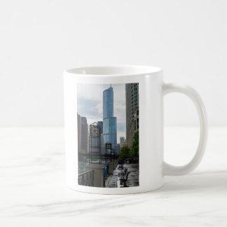 Chicago River Walk Coffee Mug