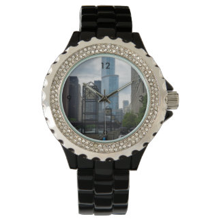 Chicago River Walk Wristwatch
